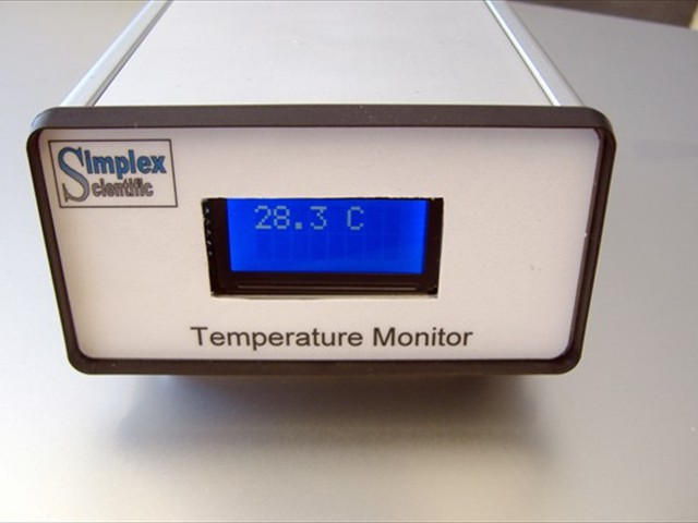 NEW PRODUCTS<br/><br/>USB Powered Temperature Monitor